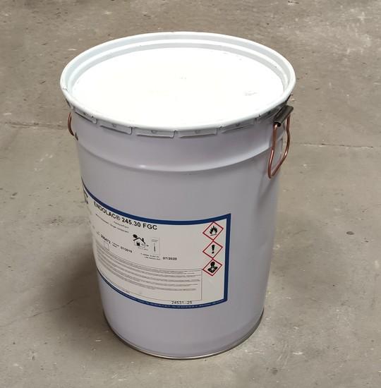 Peinture bitumineuse exempte de phénol ENDOLAC 245.30FGC