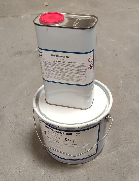 Revêtement polyuréthanne ENDOPRENE 880