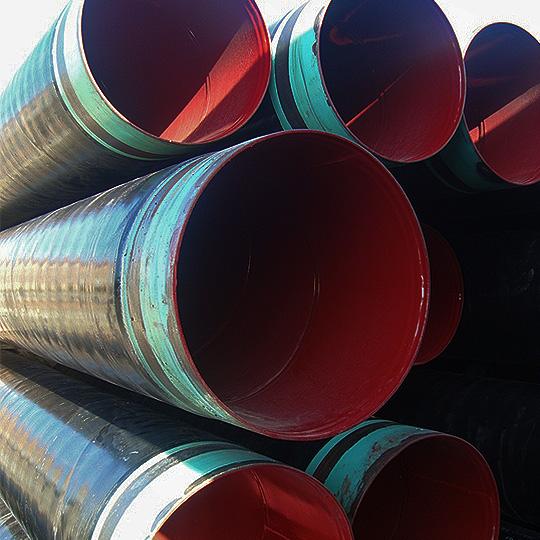 Tube acier EPOXY PE
